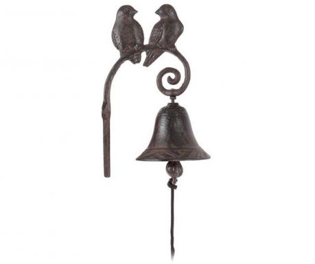 Zvonec za vhodna vrata Birds