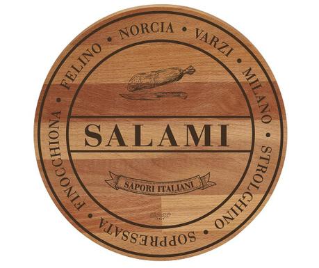 Дъска за рязане Salami Sapori