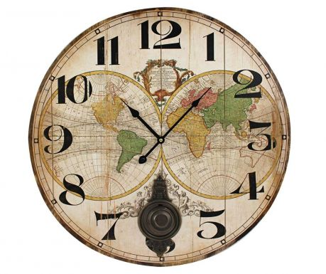 Стенен часовник Traveler