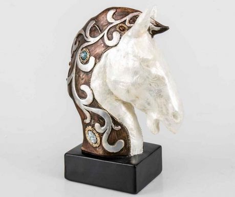 Decoratiune Right Horse Head