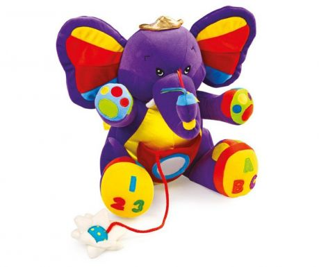Плюшена играчка Lili Elephant