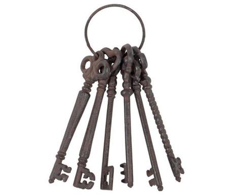 Dekoracja Lot of keys
