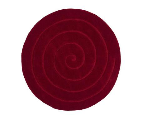 Covor Spiral Red