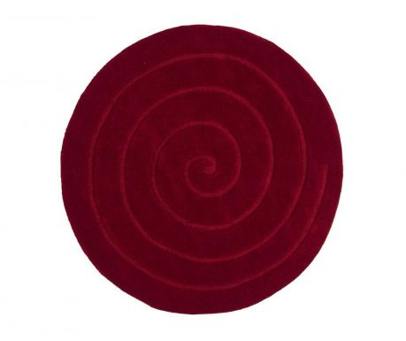 Koberec Spiral Red