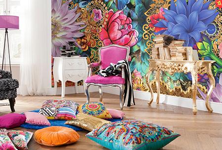 luxury boho vivre. Black Bedroom Furniture Sets. Home Design Ideas