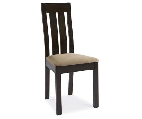 Židle Jimmy Dark Brown