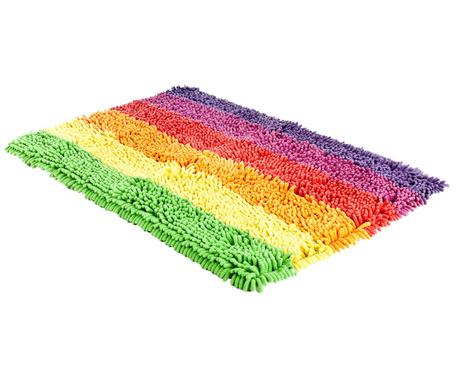 Kopalniška preproga Rainbow Time 50x75 cm