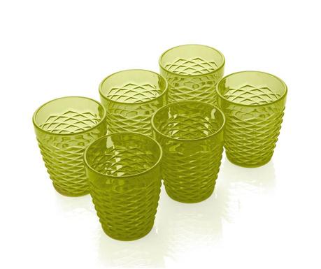 Pahar Summer Pop Green 300 ml