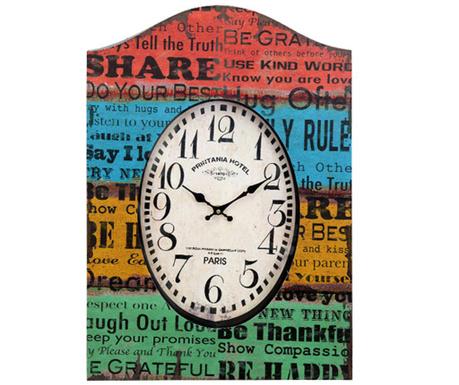 Стенен часовник Share
