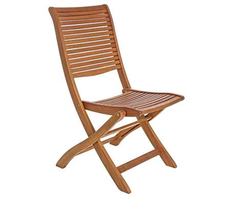 Składane krzesło zewnętrzne Noemi