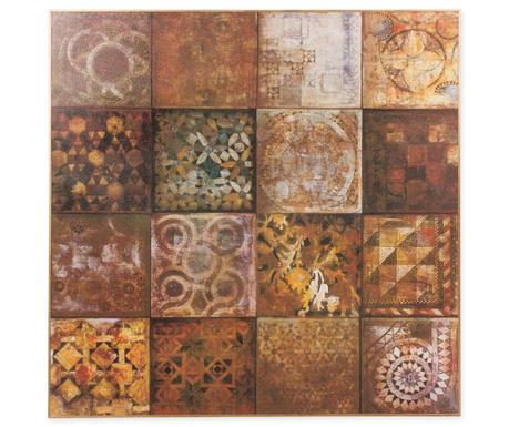 Tablou Mosaic 100x100 cm