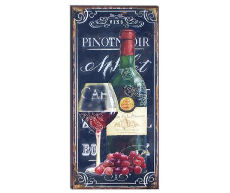 Wall decoration Pinot Noir