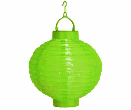 Felinar solar Pan Green