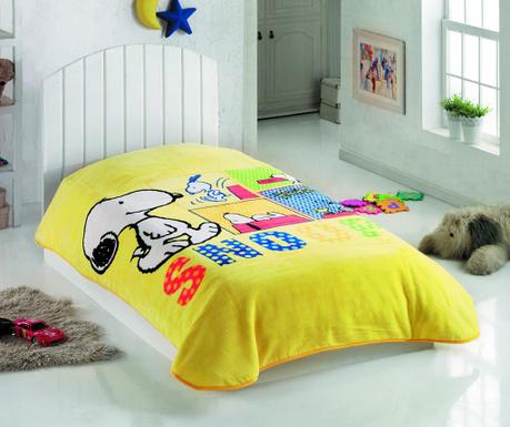 Lezárult akció Snoopy Takaró 160x220cm. Snoopy Takaró 160x220cm 122483d8a1