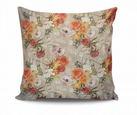 Decorative cushion Ancient Flowery 45x45 cm