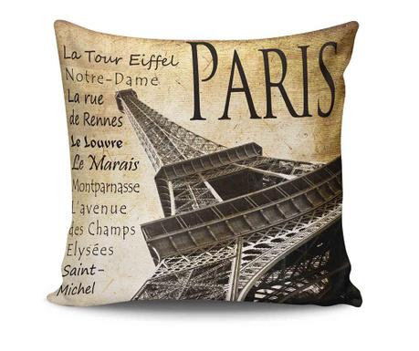 Dekorační polštář Paris Tour 45x45 cm