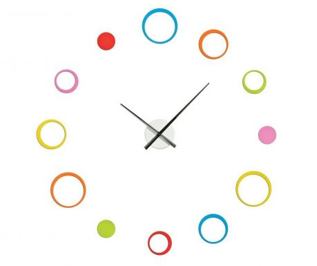 Colourful Circles Falióra
