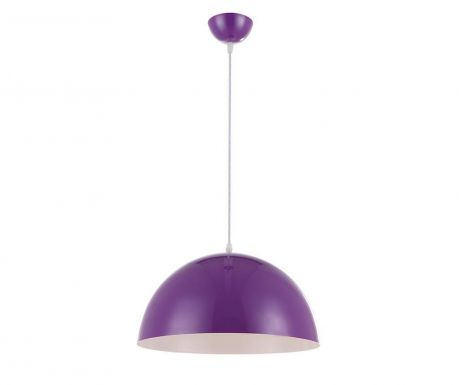 Lustra Half Ball Purple