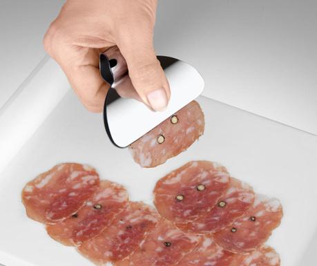 Szczypce do mięsa Mini Salami