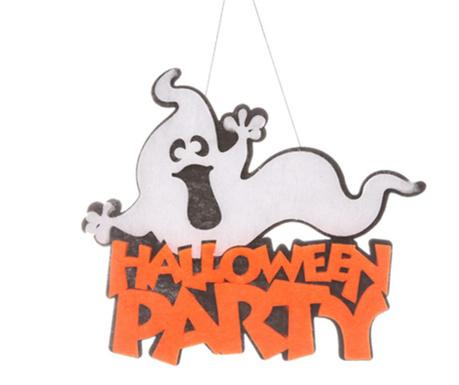 Decoratiune de perete Halloween Party