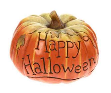 Decoratiune Happy Halloween Pumpkin