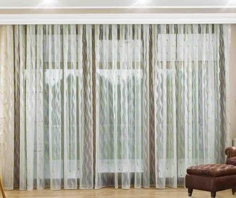 Curtain Koba Green 200x260 cm