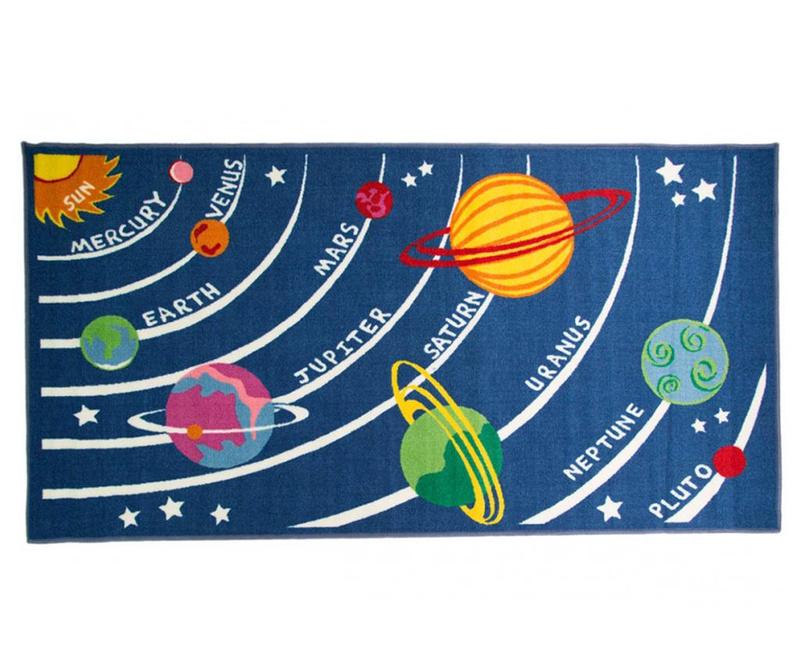 Preproga Planets 100x190 cm