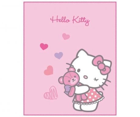 Pokrivač Hello Kitty Kite 110x140cm