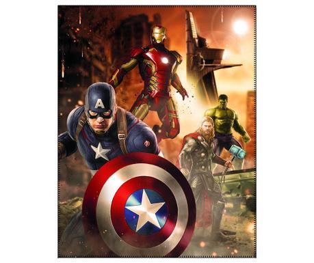 Avengers Age of Ultron Pléd 110x140 cm