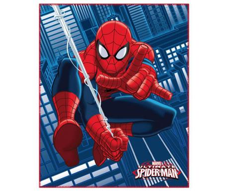 Spiderman Jump Pléd 110x140 cm