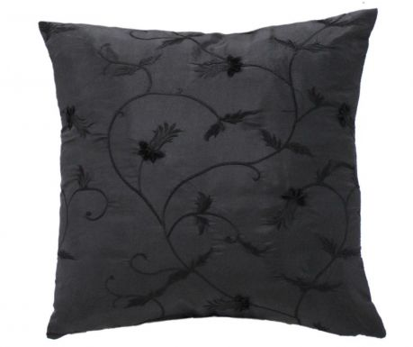 Dekorační polštář Adamaris Black 45x45 cm