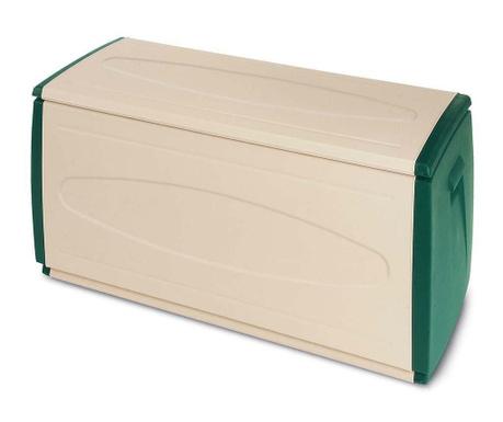 Cutie cu capac pentru depozitare Prince Green