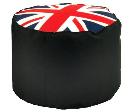 Пуф Round Union Jack