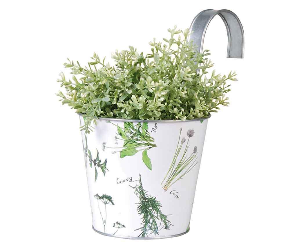 Viseća posuda za cvijeće Herb Print
