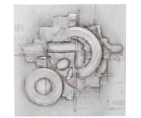 Картина Geometry 100x100 см