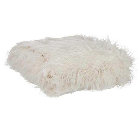 Pled Fur Beige 130x180 cm