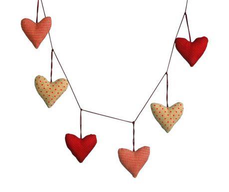 Декоративна гирлянда Hearts