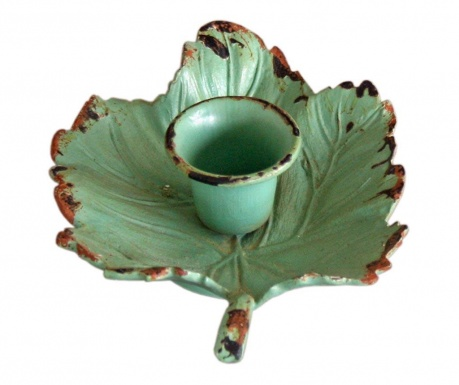 Suport pentru lumanare Ivy Leaf