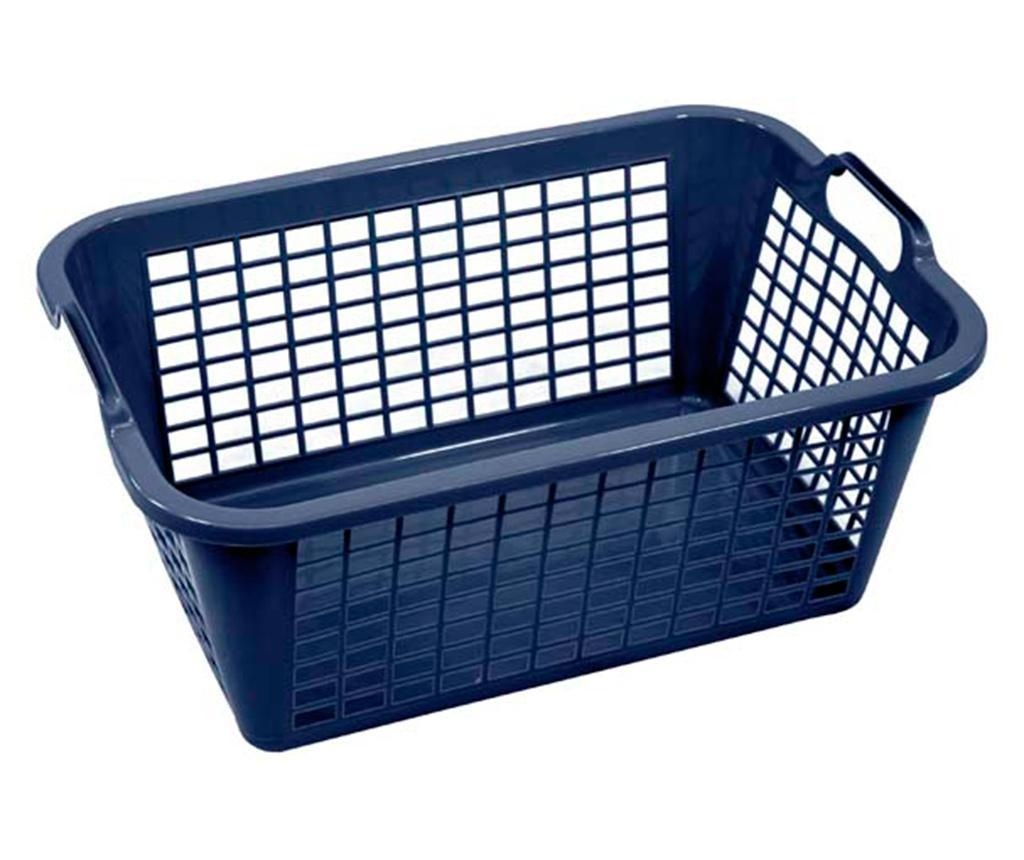 Cos pentru rufe Laundry Dark Blue
