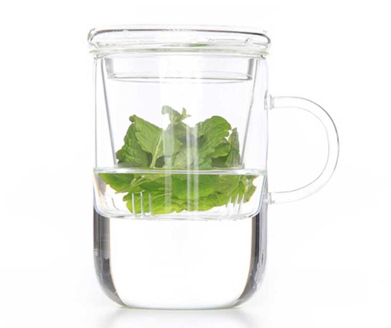 Čajnik Clear 470 ml