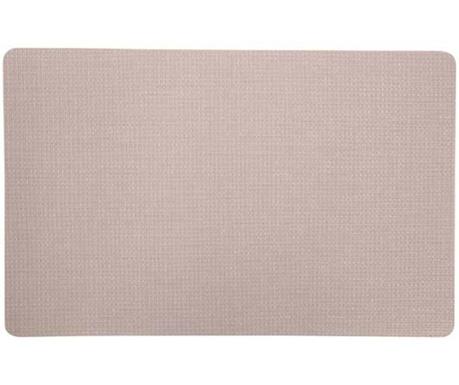 Prostírání Vinyl Beige 28.5x43.5 cm