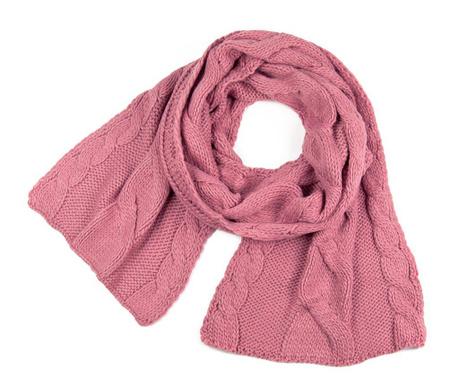 Shapes Pink Sál 40x180 cm