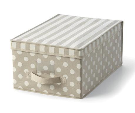 Κουτί με καπάκι για αποθήκευση Trend S
