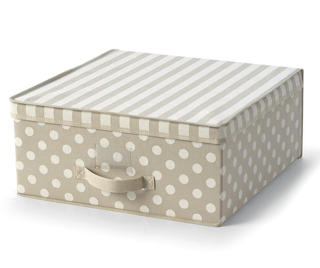 Kutija za spremanje s poklopcem Trend M