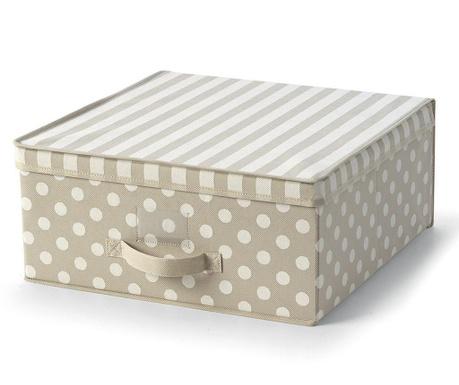 Úložná krabice s víkem Trend M