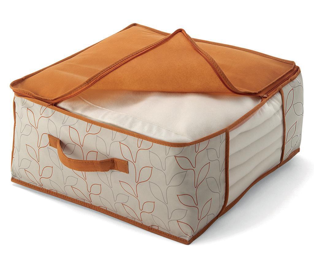 Zaščitna vreča za shranjevanje Bloom Orange S