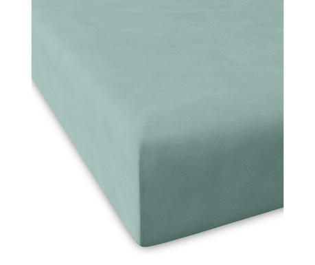 Cearsaf de pat Casual Green Water