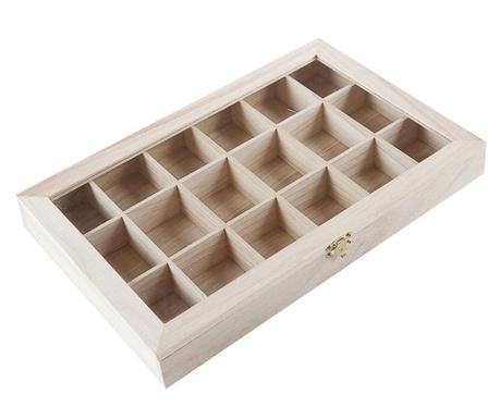 DIY škatla s pokrovom Anta