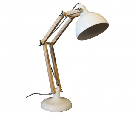 Lampa de birou Dexter White
