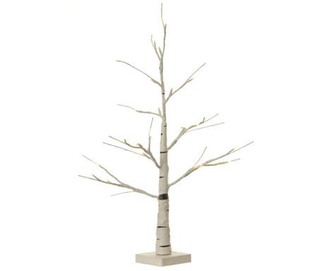 Светеща декорация Birch Tree